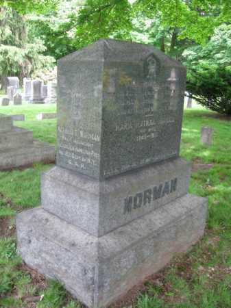 NORMAN, ALFRED T. - Bergen County, New Jersey | ALFRED T. NORMAN - New Jersey Gravestone Photos