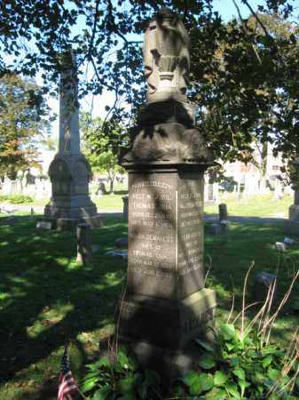 QUA, THOMAS - Bergen County, New Jersey | THOMAS QUA - New Jersey Gravestone Photos
