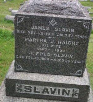 SLAVIN (SLAVEN), JAMES - Bergen County, New Jersey | JAMES SLAVIN (SLAVEN) - New Jersey Gravestone Photos