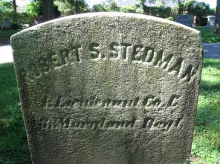 STEDMAN, 1ST LT.ROBERT S. - Bergen County, New Jersey   1ST LT.ROBERT S. STEDMAN - New Jersey Gravestone Photos