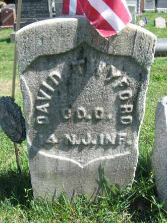 TWYFORD (TWIFORD), DAVID - Bergen County, New Jersey | DAVID TWYFORD (TWIFORD) - New Jersey Gravestone Photos