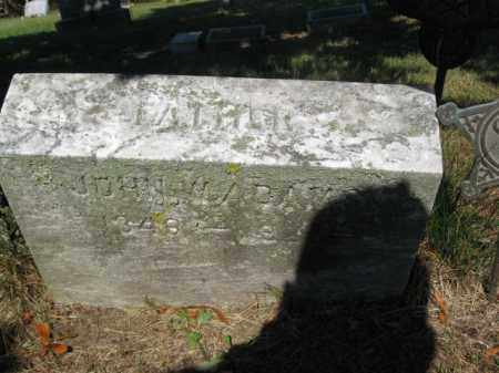 ADAMS, JOHN W. - Burlington County, New Jersey   JOHN W. ADAMS - New Jersey Gravestone Photos