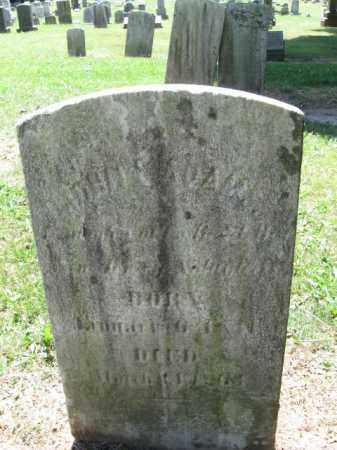 ADAMS, JOHN L. - Burlington County, New Jersey | JOHN L. ADAMS - New Jersey Gravestone Photos
