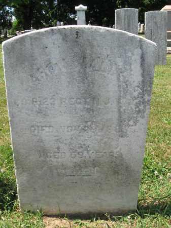 ALLEN, AARON W. - Burlington County, New Jersey   AARON W. ALLEN - New Jersey Gravestone Photos