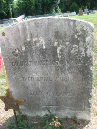 ALLEN, CHARLES R. - Burlington County, New Jersey | CHARLES R. ALLEN - New Jersey Gravestone Photos