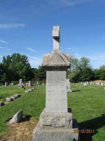 ALLEN, JOHN F. - Burlington County, New Jersey | JOHN F. ALLEN - New Jersey Gravestone Photos