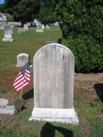 ALLISON, JAMES - Burlington County, New Jersey | JAMES ALLISON - New Jersey Gravestone Photos