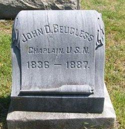 BEUGLESS (BEUGLASS), JOHN D. - Burlington County, New Jersey | JOHN D. BEUGLESS (BEUGLASS) - New Jersey Gravestone Photos
