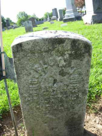 BLOOMSBURG, JOHN - Burlington County, New Jersey | JOHN BLOOMSBURG - New Jersey Gravestone Photos