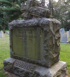BODINE, JOHN W. - Burlington County, New Jersey | JOHN W. BODINE - New Jersey Gravestone Photos
