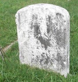 BOWKER (BOAKER), URIAH - Burlington County, New Jersey   URIAH BOWKER (BOAKER) - New Jersey Gravestone Photos