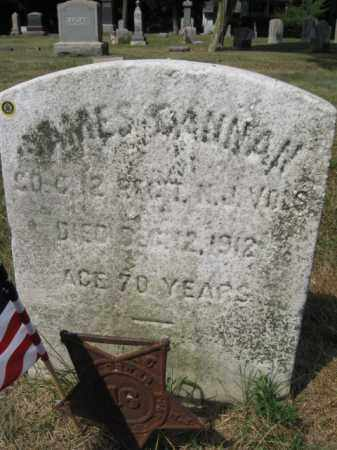 CANNON, JAMES M. - Burlington County, New Jersey | JAMES M. CANNON - New Jersey Gravestone Photos