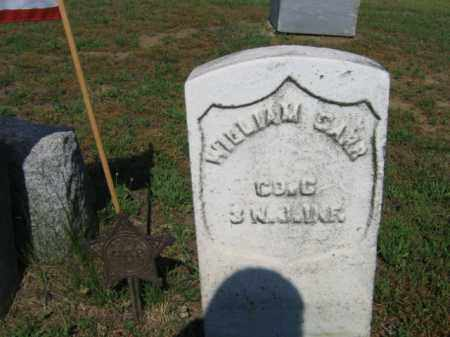 CARR, WILLIAM - Burlington County, New Jersey | WILLIAM CARR - New Jersey Gravestone Photos
