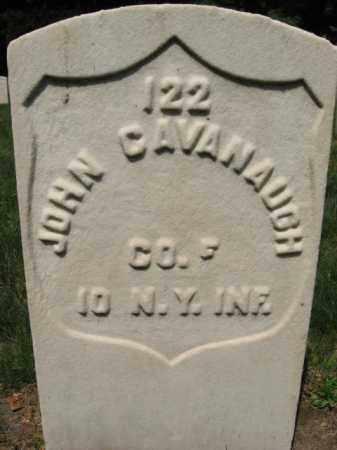 CAVANAUGH, JOHN - Burlington County, New Jersey | JOHN CAVANAUGH - New Jersey Gravestone Photos