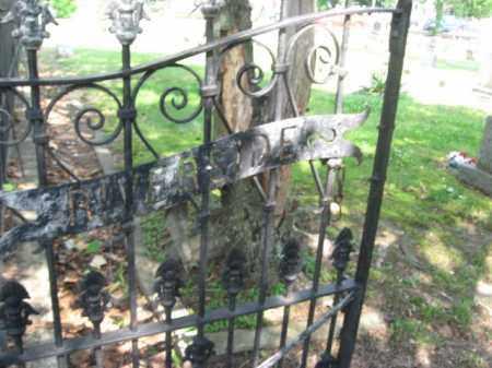 CEMETERY ENTRANCE SIGN, RIVERSIDE - Burlington County, New Jersey | RIVERSIDE CEMETERY ENTRANCE SIGN - New Jersey Gravestone Photos