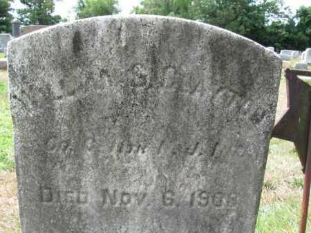 CLAYTON, WILLIAM S. - Burlington County, New Jersey | WILLIAM S. CLAYTON - New Jersey Gravestone Photos