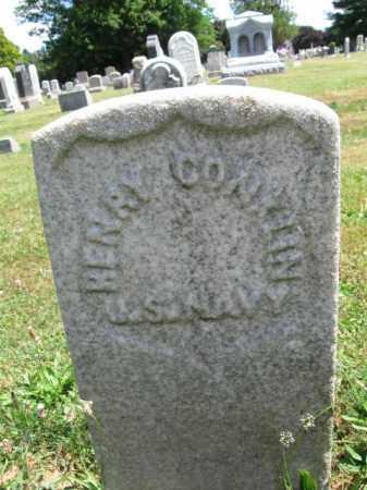 CONKLIN, HENRY B. - Burlington County, New Jersey | HENRY B. CONKLIN - New Jersey Gravestone Photos