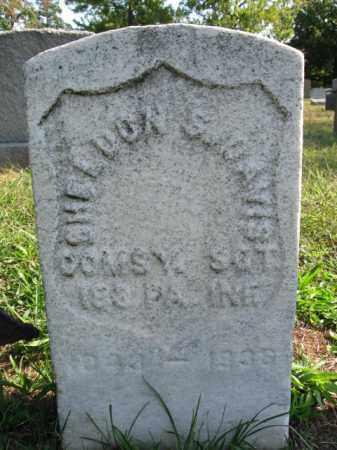 DAVIS, COMSY.SGT. SHELDON S. - Burlington County, New Jersey | COMSY.SGT. SHELDON S. DAVIS - New Jersey Gravestone Photos
