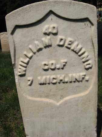 DEMING, WILLIAM - Burlington County, New Jersey | WILLIAM DEMING - New Jersey Gravestone Photos