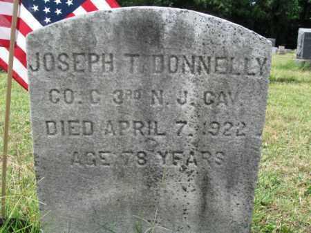 DONNELLY, JOSEPH T. - Burlington County, New Jersey | JOSEPH T. DONNELLY - New Jersey Gravestone Photos