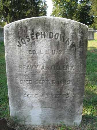 DOWNS, JOSEPH - Burlington County, New Jersey   JOSEPH DOWNS - New Jersey Gravestone Photos