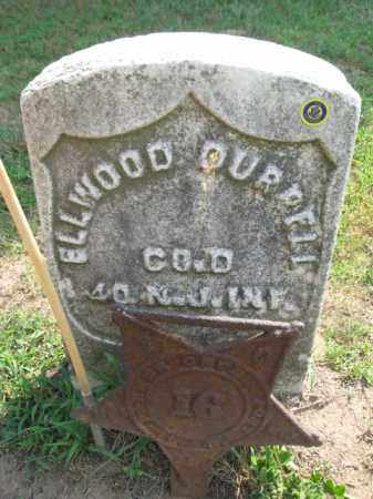DURELL, ELLWOOD - Burlington County, New Jersey | ELLWOOD DURELL - New Jersey Gravestone Photos