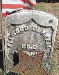 DURRELL, ELLWOOD (ELWOOD) - Burlington County, New Jersey   ELLWOOD (ELWOOD) DURRELL - New Jersey Gravestone Photos