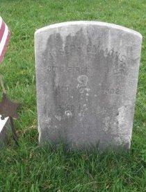 EMMONS, JOSEPH - Burlington County, New Jersey   JOSEPH EMMONS - New Jersey Gravestone Photos