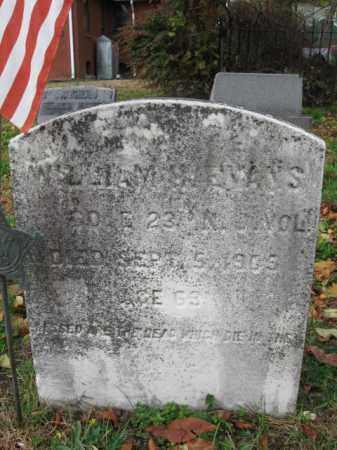 EVANS, WILLIAM H. - Burlington County, New Jersey   WILLIAM H. EVANS - New Jersey Gravestone Photos