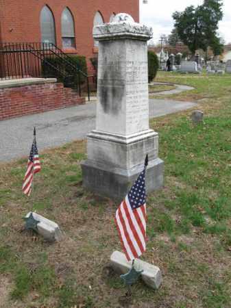 FARROW, LEONIDAS H. - Burlington County, New Jersey | LEONIDAS H. FARROW - New Jersey Gravestone Photos
