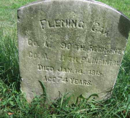 GAW, FLEMING - Burlington County, New Jersey   FLEMING GAW - New Jersey Gravestone Photos