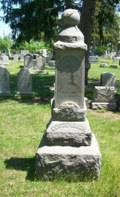 GOODENOUGH, JOHN W. - Burlington County, New Jersey   JOHN W. GOODENOUGH - New Jersey Gravestone Photos
