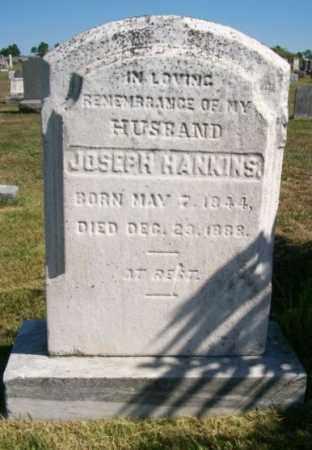 HANKINS, JOSEPH - Burlington County, New Jersey | JOSEPH HANKINS - New Jersey Gravestone Photos