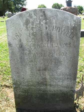HOWELL, ARMITAGE G. - Burlington County, New Jersey | ARMITAGE G. HOWELL - New Jersey Gravestone Photos