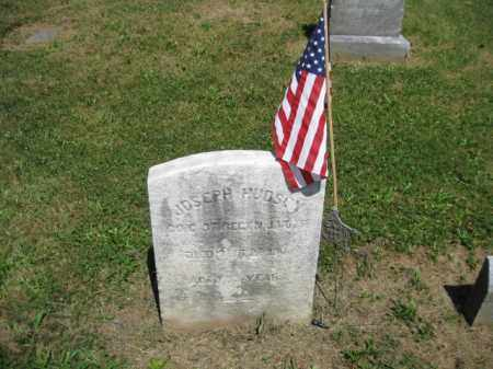 HUDSON, JOSEPH - Burlington County, New Jersey | JOSEPH HUDSON - New Jersey Gravestone Photos