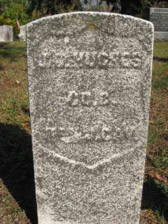 HUGHES, JAMES C. - Burlington County, New Jersey | JAMES C. HUGHES - New Jersey Gravestone Photos