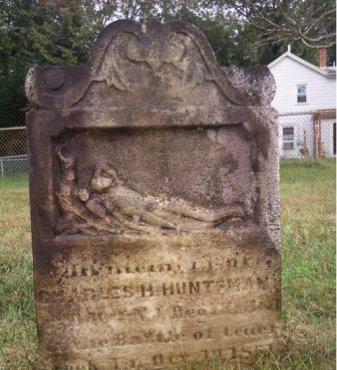 HUNTSMAN, CHARLES H. - Burlington County, New Jersey | CHARLES H. HUNTSMAN - New Jersey Gravestone Photos