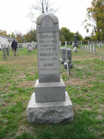 INGLIN, CORTLAND - Burlington County, New Jersey   CORTLAND INGLIN - New Jersey Gravestone Photos