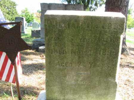JOBES, WILLIAM G. - Burlington County, New Jersey   WILLIAM G. JOBES - New Jersey Gravestone Photos