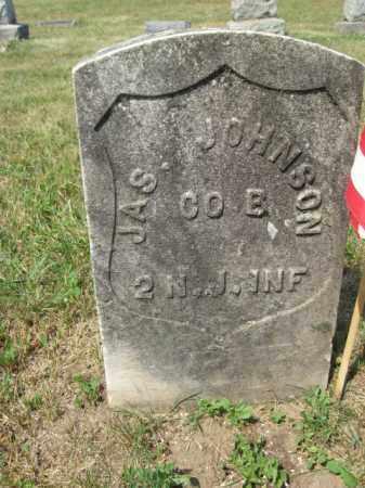 JOHNSON, JAMES - Burlington County, New Jersey   JAMES JOHNSON - New Jersey Gravestone Photos