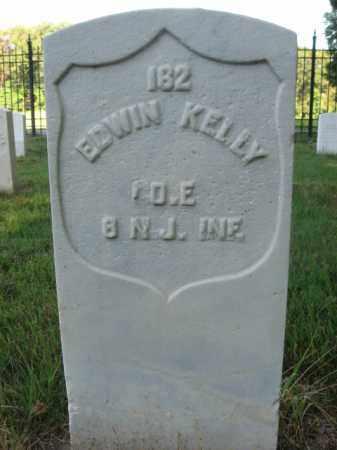 KELLY, EDWIN - Burlington County, New Jersey   EDWIN KELLY - New Jersey Gravestone Photos