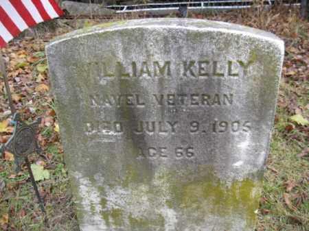 KELLY, WILLIAM - Burlington County, New Jersey | WILLIAM KELLY - New Jersey Gravestone Photos
