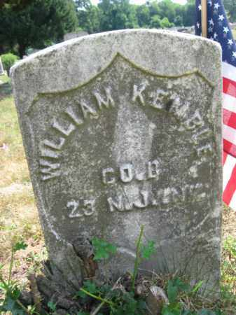 KEMBLE, WILLIAM - Burlington County, New Jersey | WILLIAM KEMBLE - New Jersey Gravestone Photos