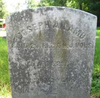 LAMB, JOSEPH A . - Burlington County, New Jersey   JOSEPH A . LAMB - New Jersey Gravestone Photos
