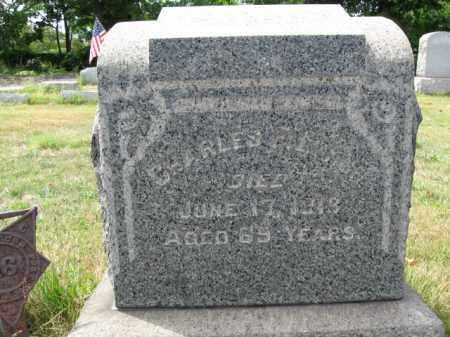 LYNCH, CHARLES F. - Burlington County, New Jersey   CHARLES F. LYNCH - New Jersey Gravestone Photos