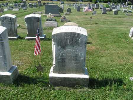 MALSBURY, GEORGE B. - Burlington County, New Jersey | GEORGE B. MALSBURY - New Jersey Gravestone Photos