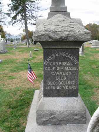 MCCARTHY, DENNIS S. - Burlington County, New Jersey | DENNIS S. MCCARTHY - New Jersey Gravestone Photos