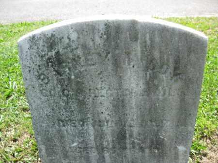 MCCOY, BARNEY - Burlington County, New Jersey | BARNEY MCCOY - New Jersey Gravestone Photos
