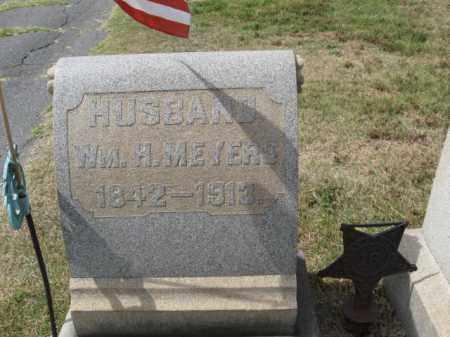 MEYERS, WILLIAM H, - Burlington County, New Jersey | WILLIAM H, MEYERS - New Jersey Gravestone Photos