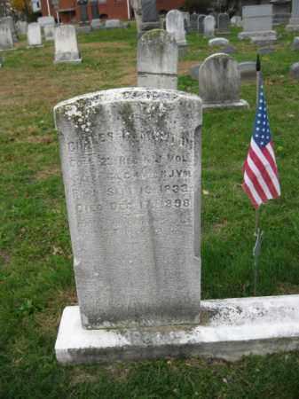 MORTON, CHARLES H. - Burlington County, New Jersey | CHARLES H. MORTON - New Jersey Gravestone Photos
